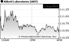 Abbott News, Abbott Quote, ABT Quote - StreetInsider com